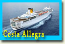 Costa Allegra: фото и описание лайнера