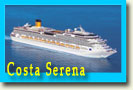 круиз по Средиземному морю на Costa Serena