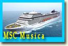 круизы по Карибскому морю на MSC Musica