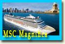 круизы по Южной Америке на MSC Magnifica